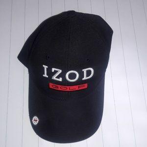 Lacoste Men's Golf Cap Hat Black